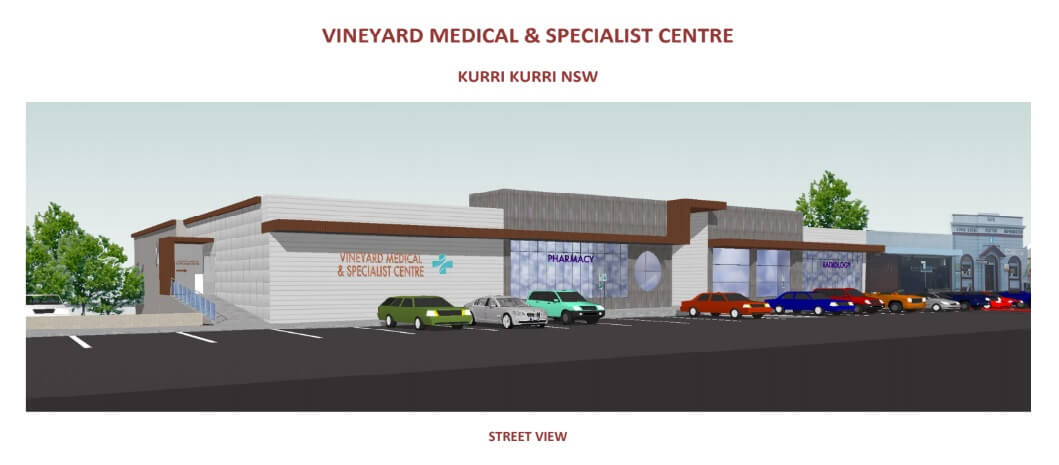 Vineyard Medical Specialist Centre Kurri Kurri