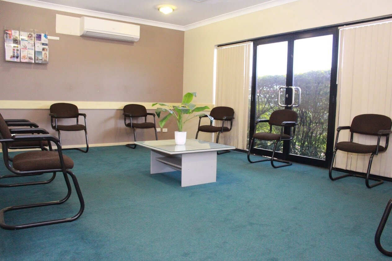 My Medical Services Port Stephens Waiting Room