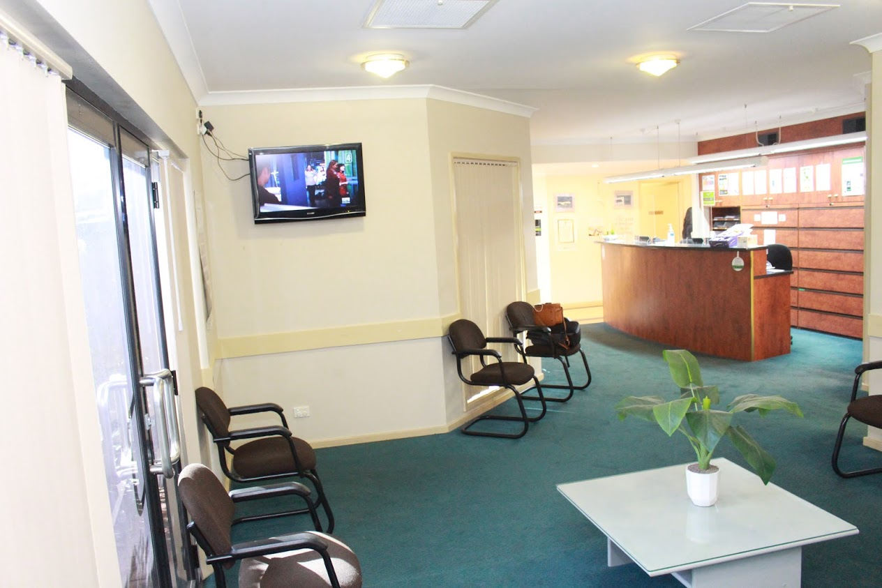 My Medical Services Reception Waiting Room Port Stephens